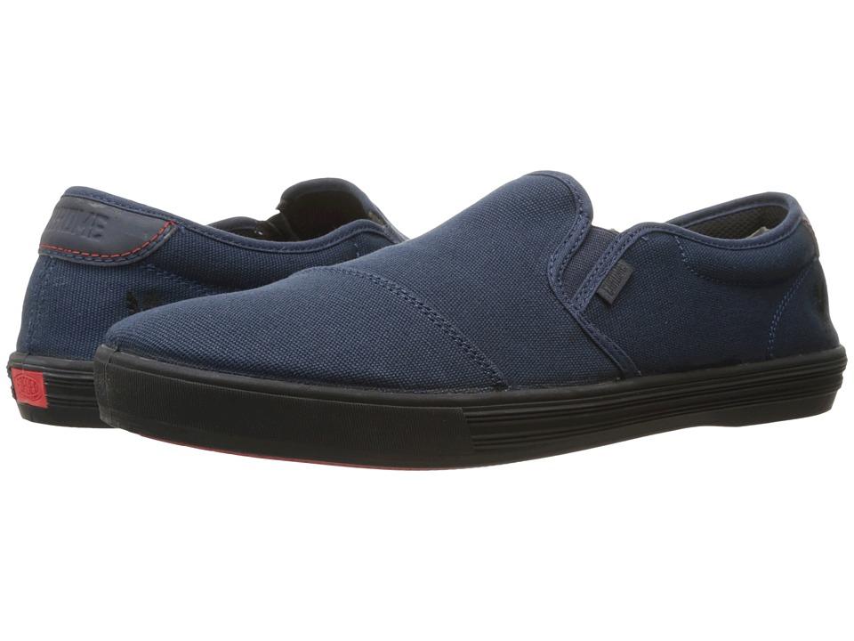 Chrome - Dima (India Ink/Black) Shoes