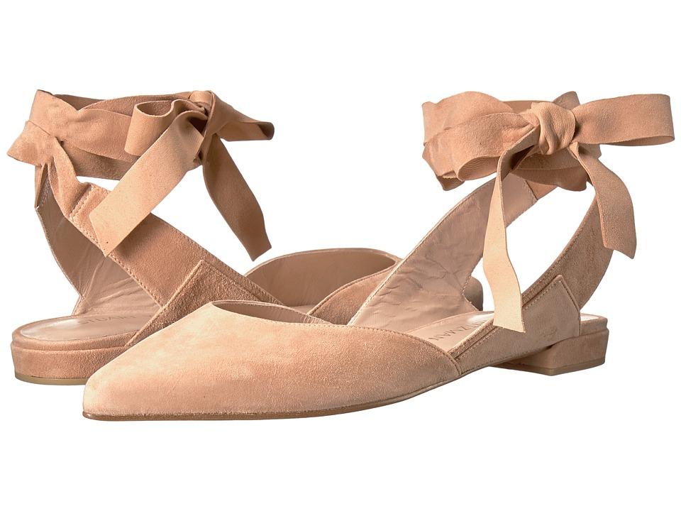 Stuart Weitzman - Supersonic (Naked Suede) Women's Shoes