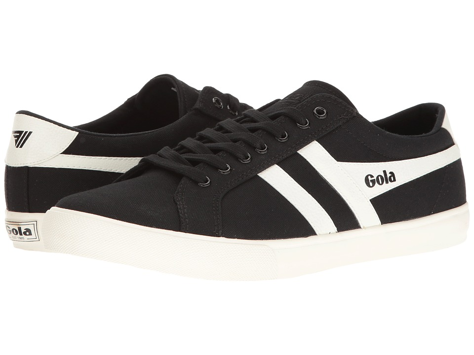 Gola - Varsity (Black/Off-White) Men's Shoes
