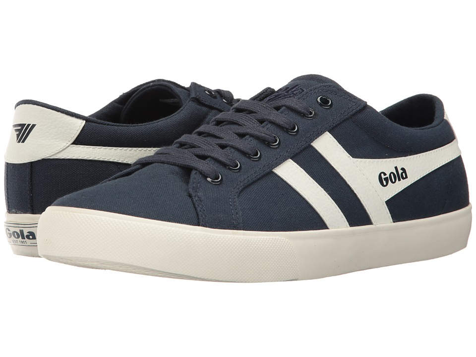 Gola - Varsity (Navy/Off-White) Men's Shoes