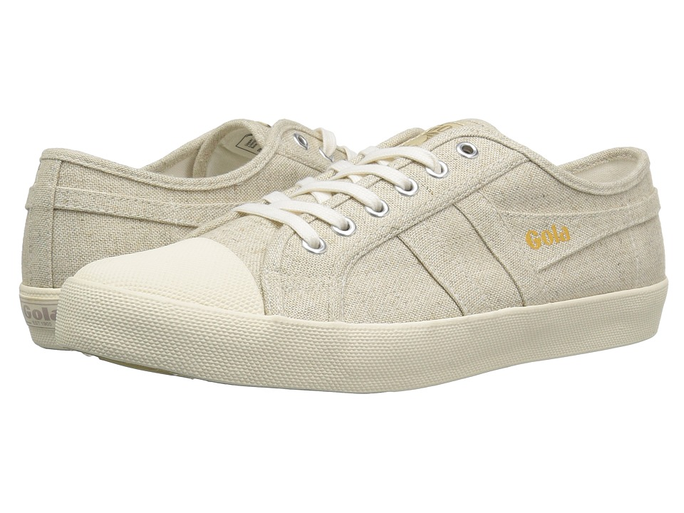 Gola Coaster Linen (Oatmeal/Off-White) Men