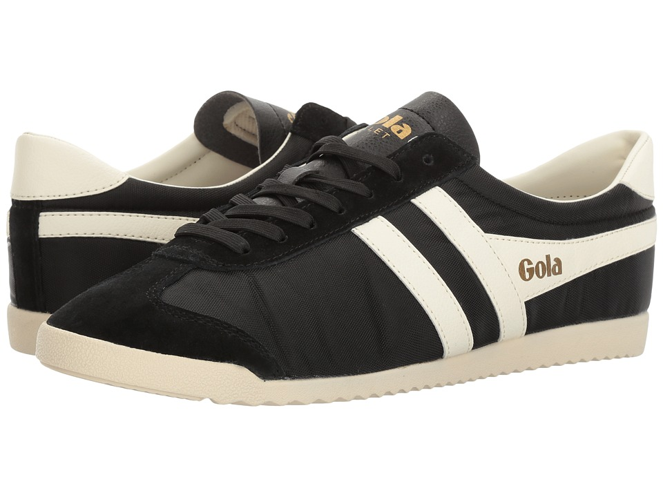 Gola - Bullet Nylon (Black/Ecru) Men's Shoes