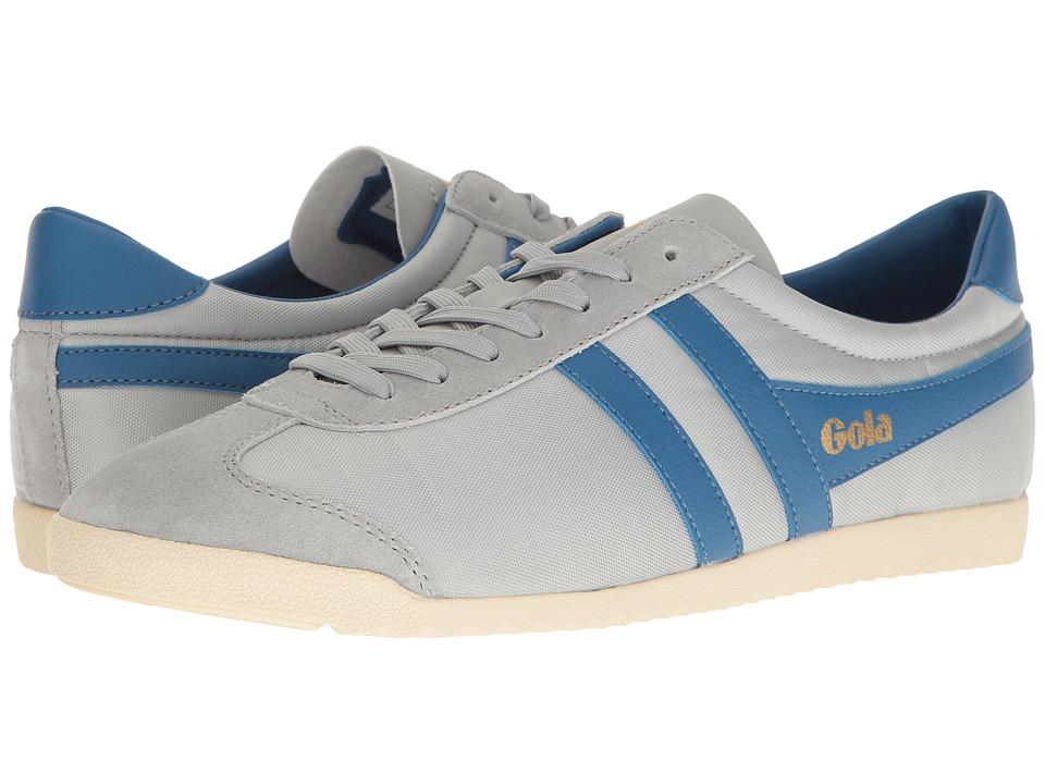 Gola - Bullet Nylon (Grey/Marine Blue) Men's Shoes