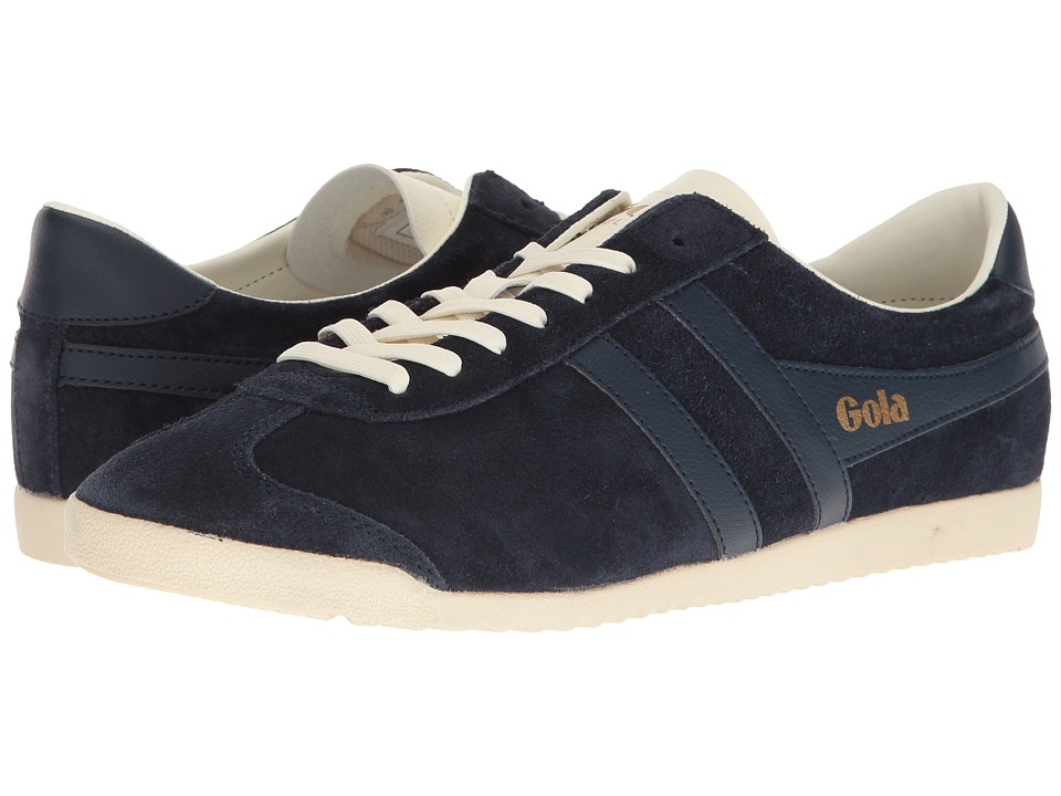 Gola - Bullet Suede (Navy/Navy/Off-White) Men's Shoes
