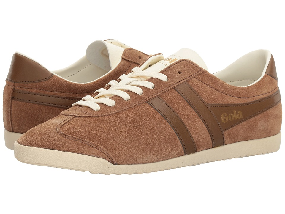 Gola - Bullet Suede (Tobacco/Tobacco/Off-White) Men's Shoes