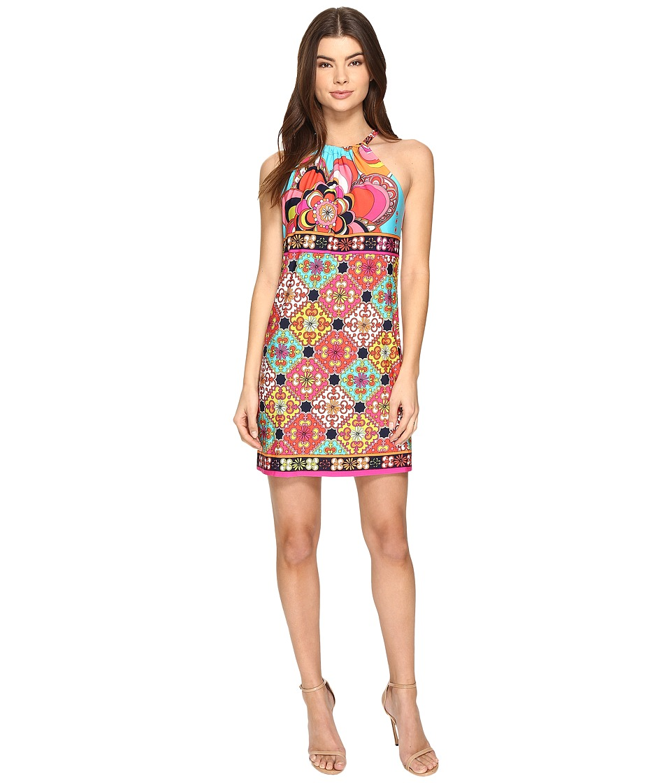 Trina Turk - Vacaciones Dress (Multi) Women's Dress
