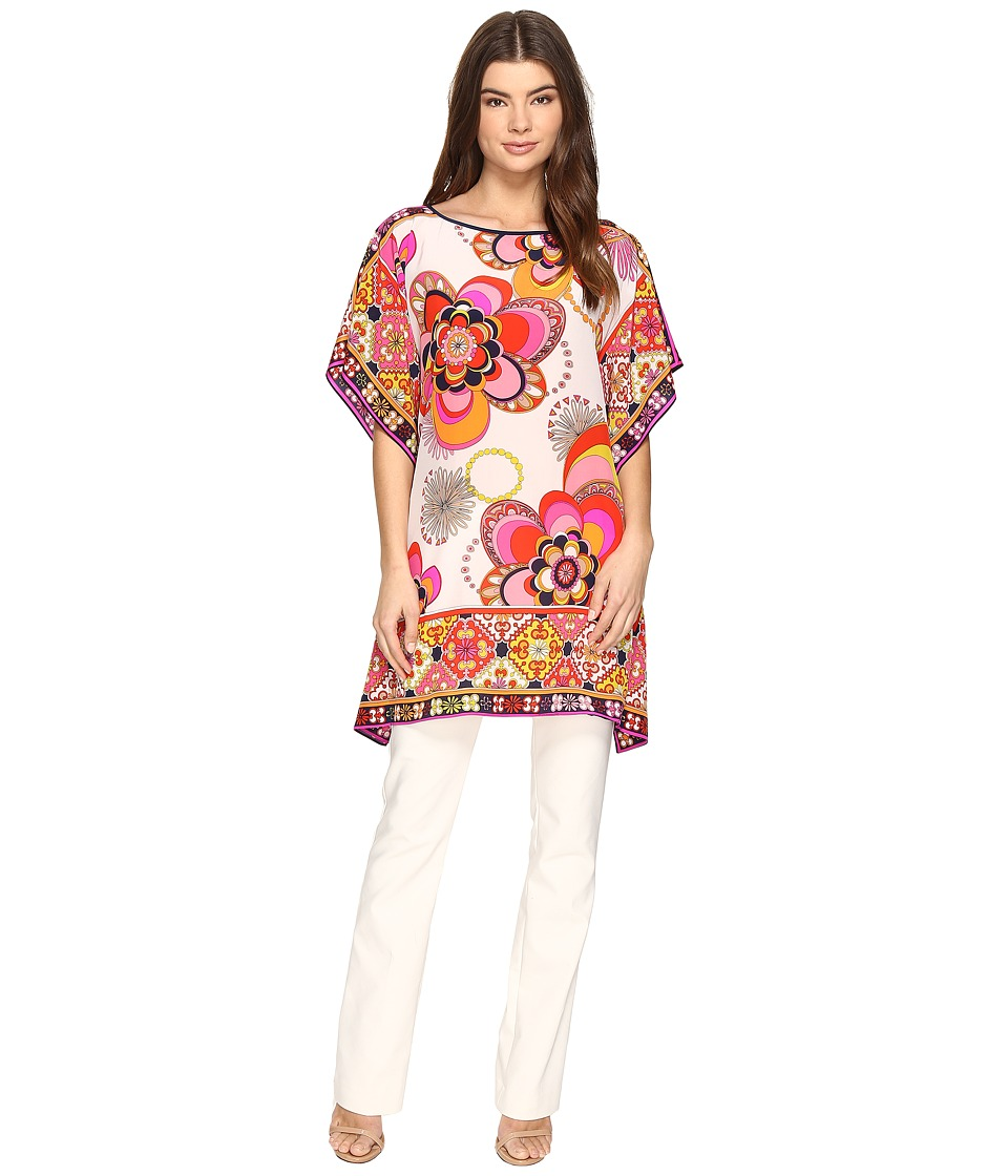 Trina Turk - Sabita Caftan (Multi) Women's Clothing