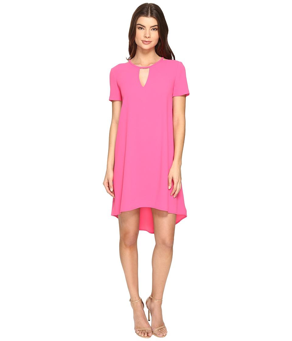 Trina Turk Floramaria Dress (Pink Swizzle) Women
