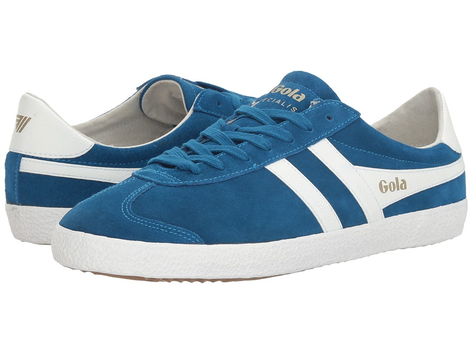 Gola - Specialist (Marine Blue/White) Men's Shoes