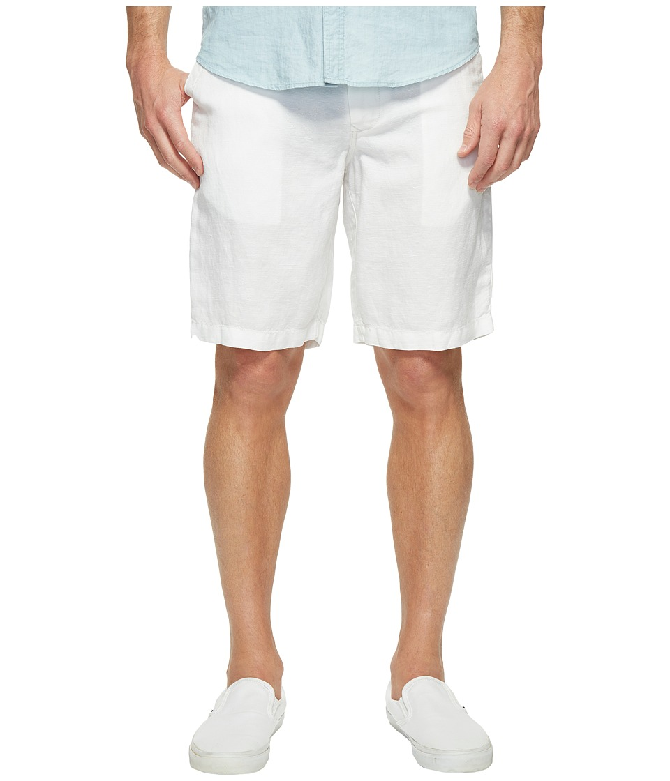 Tommy Bahama Linen The Dream Shorts (Bright White) Men
