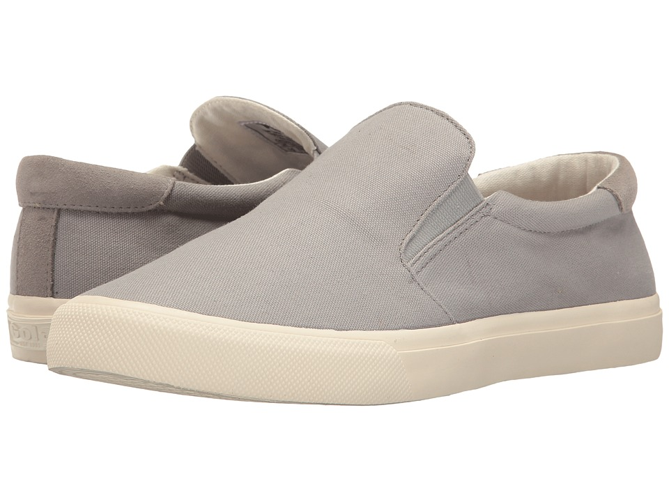 Gola - Breaker Slip (Light Grey) Men's Shoes
