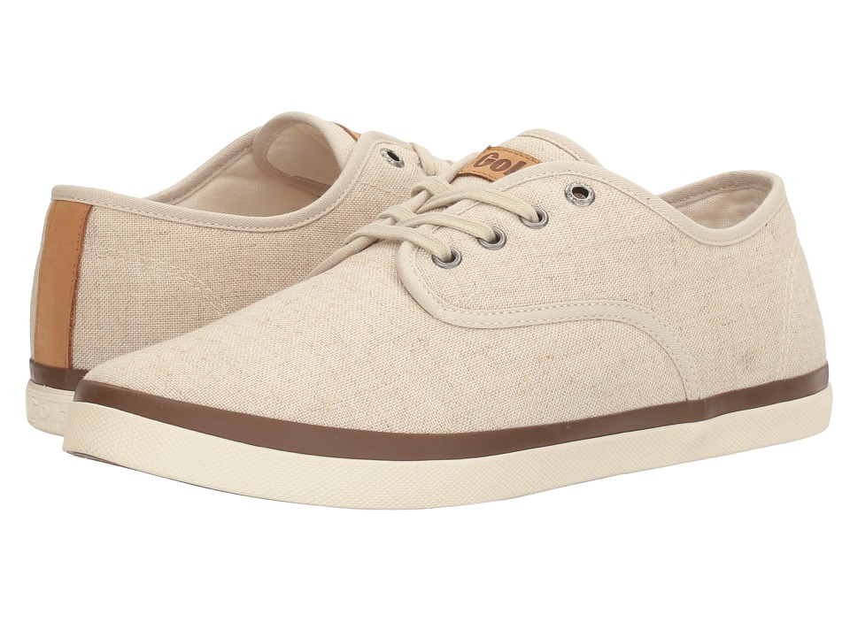 Gola - Seeker Linen (Oatmeal) Men's Shoes