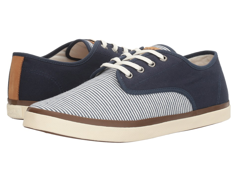 Gola - Seeker Stripe (Navy) Men's Shoes