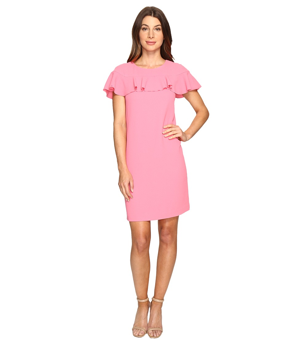 Trina Turk - Splash Dress (Guava) Women's Dress