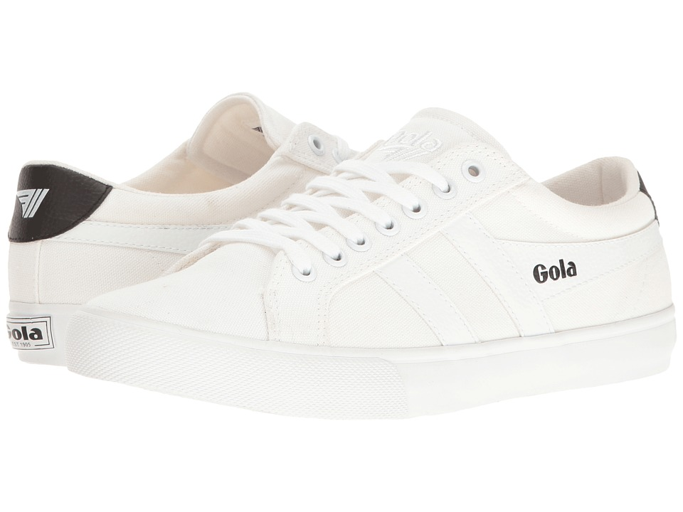 Gola - Varsity (White/White) Women's Shoes