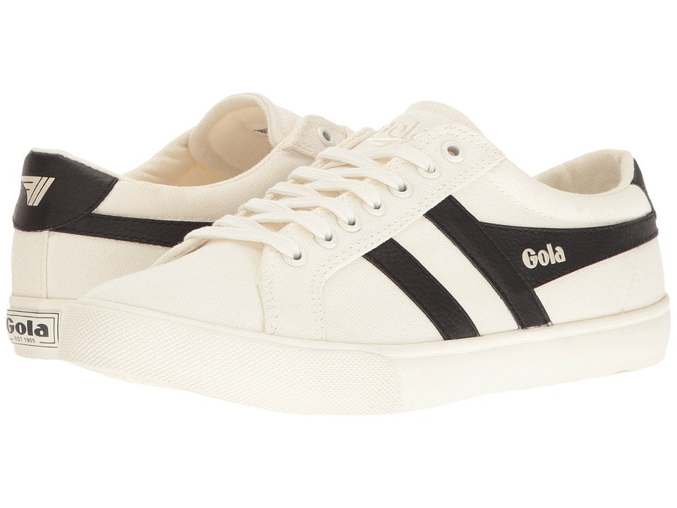 Gola - Varsity (Off-White/Black) Women's Shoes