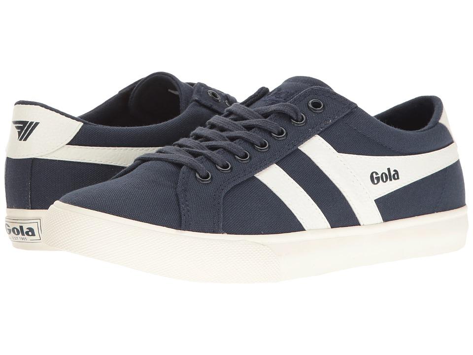 Gola - Varsity (Navy/Off-White) Women's Shoes