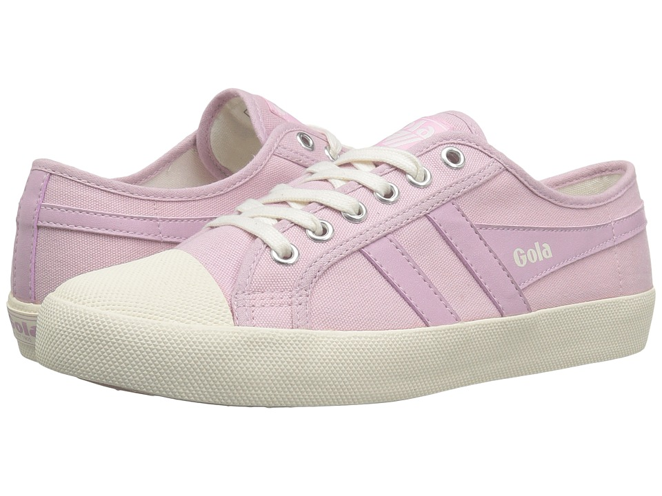 Gola Coaster (Pastel Pink/Off-White) Women