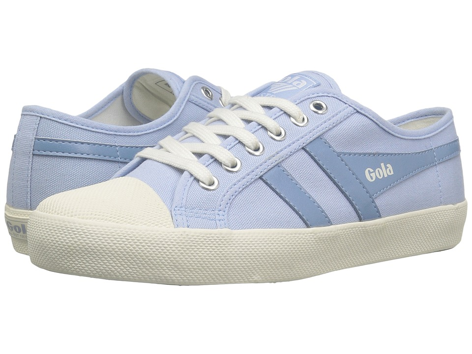 Gola Coaster (Pastel Blue/Off-White) Women