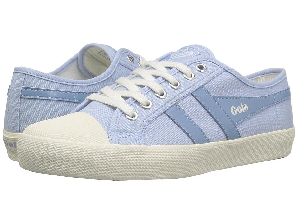 Gola - Coaster (Pastel Blue/Off-White) Women's Shoes