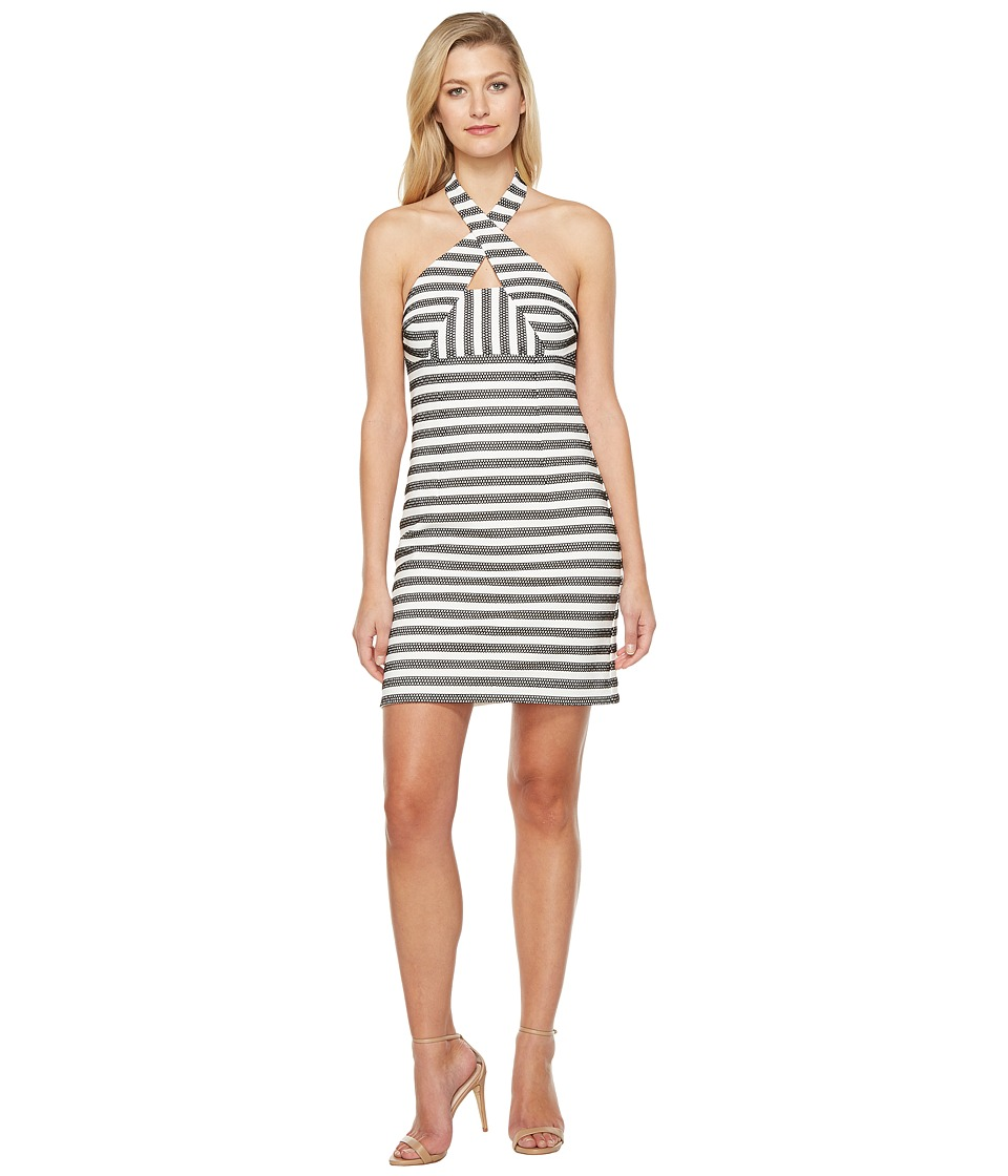 Trina Turk Cubanito Dress (White Wash) Women