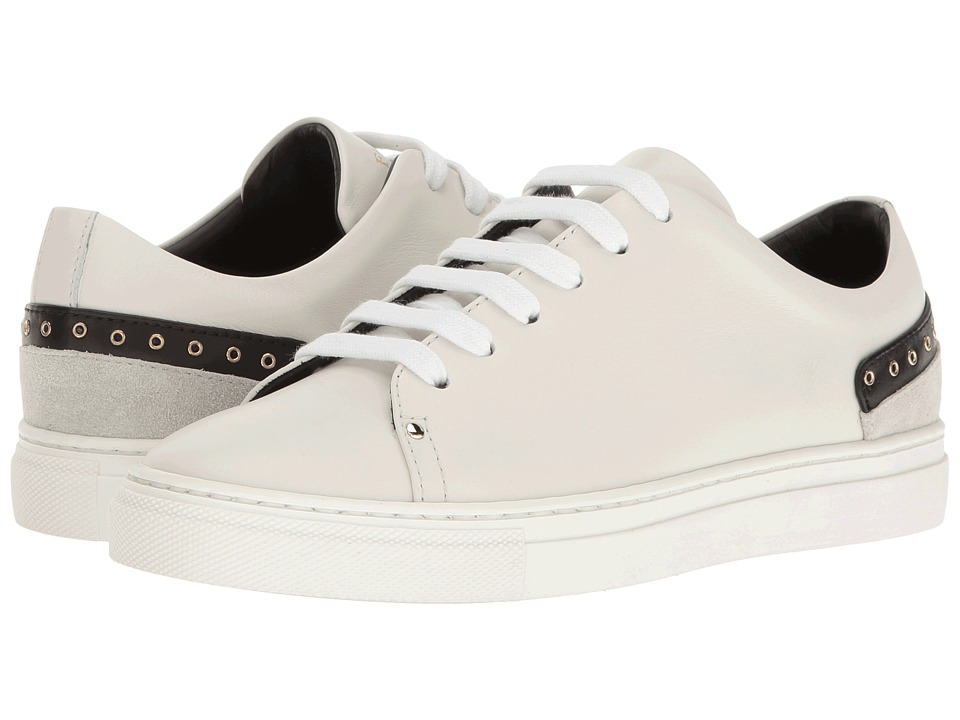 Furla - Tribe Low Top Sneaker (Petalo Vitello) Women's Shoes