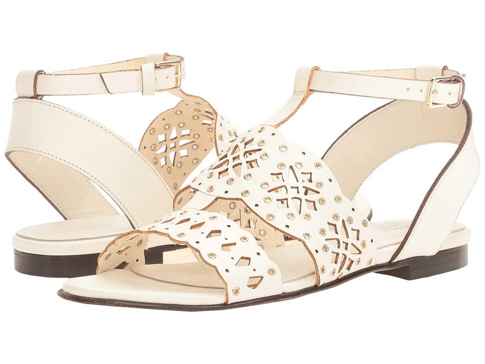 Furla Aurora Sandal (Petalo Vitello/Fleu Resinato) Women