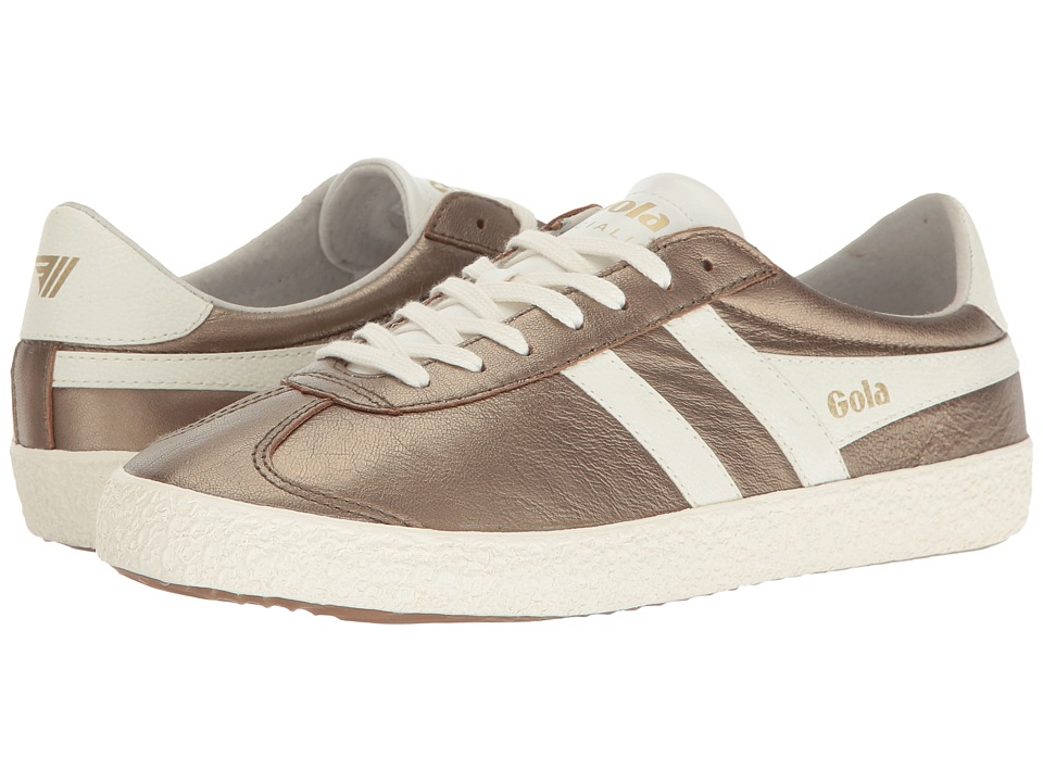 Gola - Specialist Metallic (Pewter/Off-White) Women's Shoes