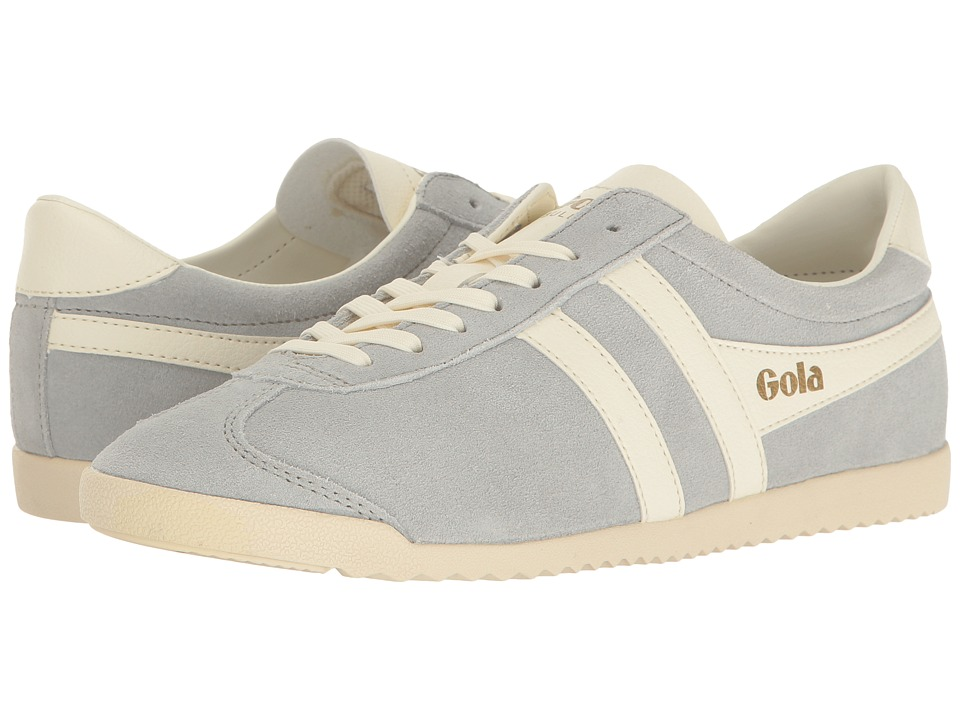 Gola - Bullet Suede (Pale Grey/Off-White) Women's Shoes
