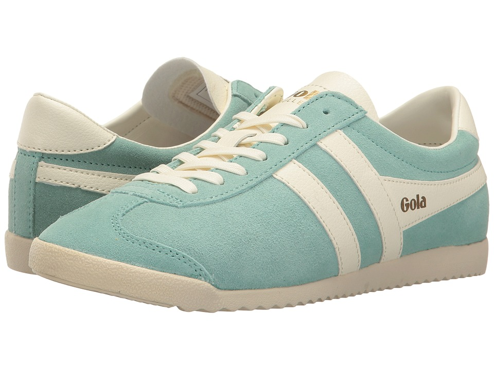 Gola - Bullet Suede (Paste Mint/Off-White) Women's Shoes