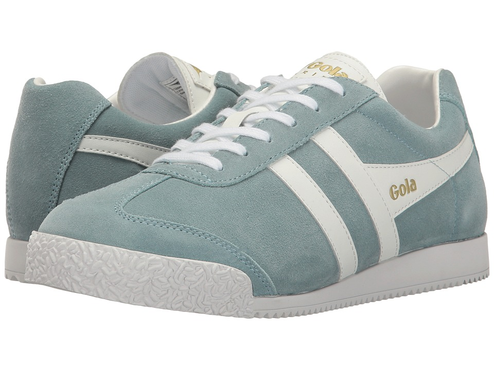 Gola - Harrier (Sky Blue/White) Women's Shoes