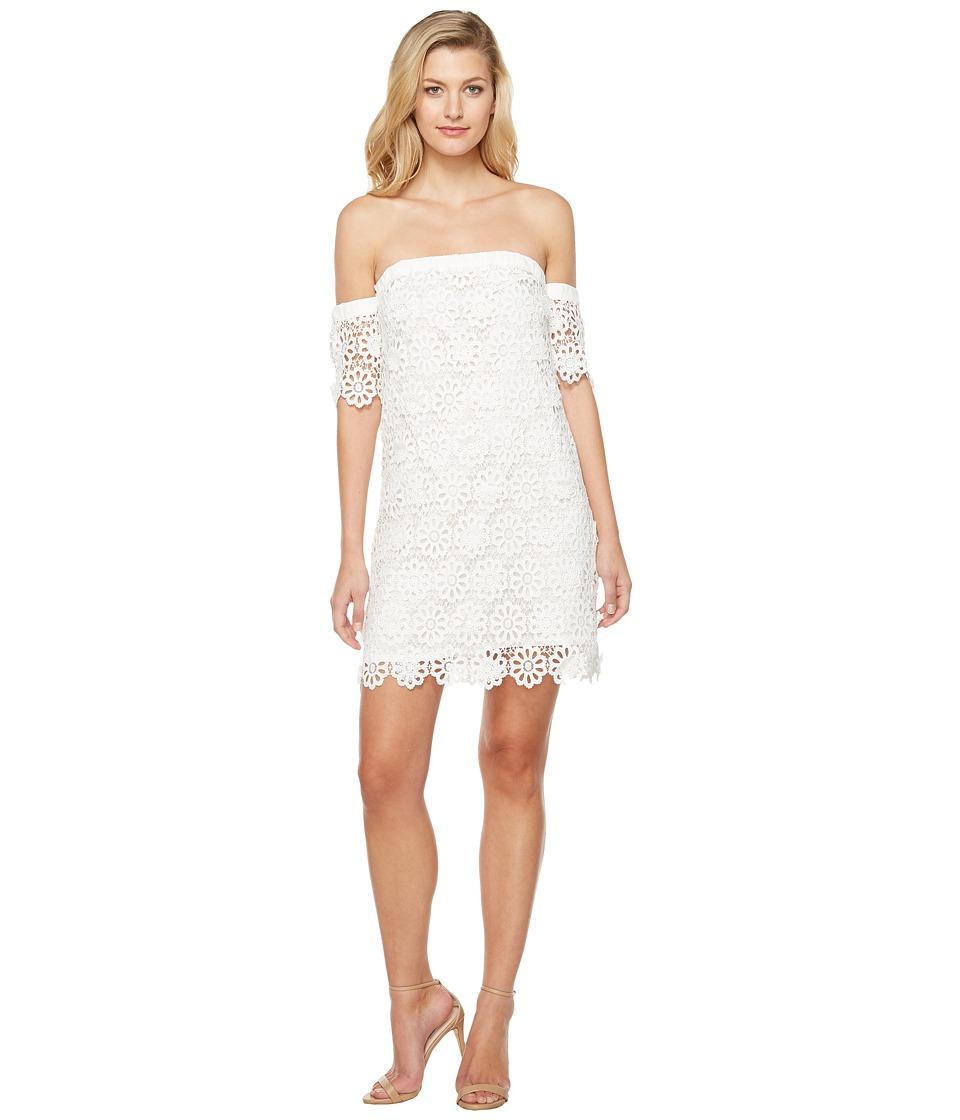 Trina Turk Alejandra Dress (White Wash) Women