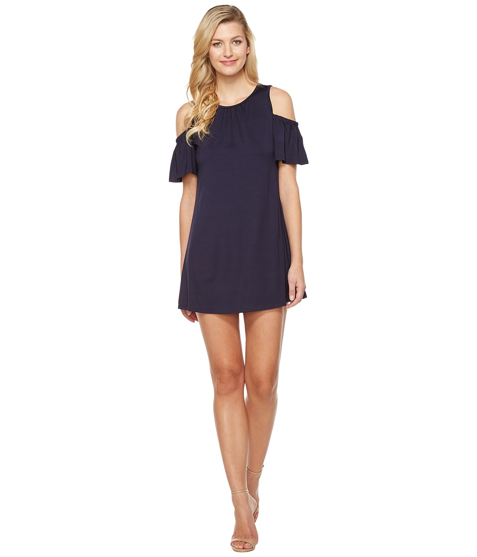 Trina Turk - Lianet Dress (Indigo) Women's Dress