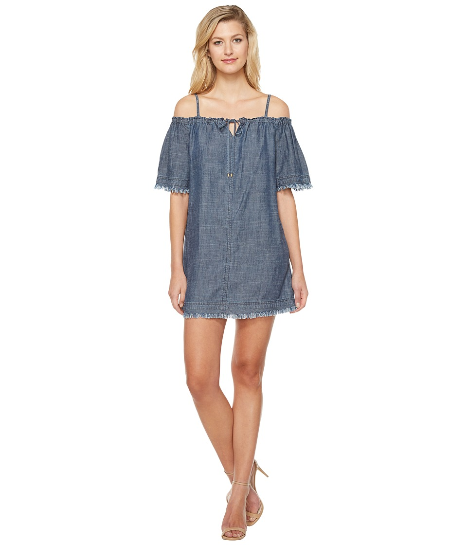 Trina Turk - Chill Dress (Indigo) Women's Dress