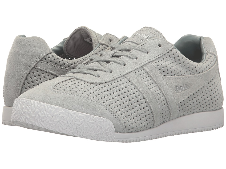Gola - Harrier Squared (Pale Grey) Women's Shoes