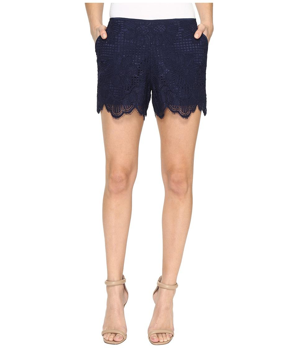 Trina Turk - Compay Shorts (Indigo) Women's Shorts