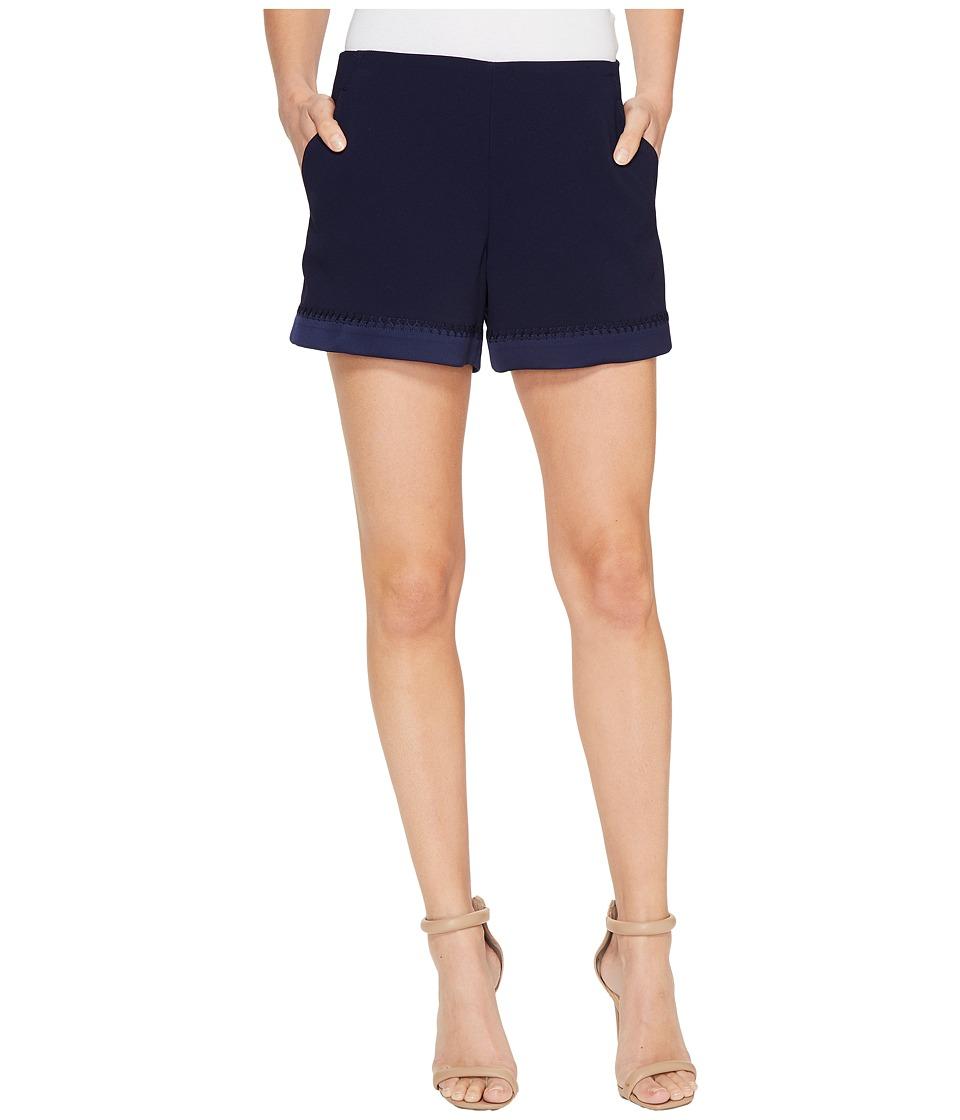 Trina Turk - Link 2 Shorts (Indigo) Women's Shorts