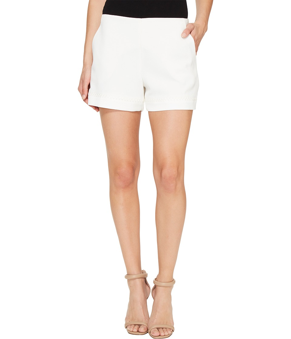 Trina Turk - Link 2 Shorts (White Wash) Women's Shorts