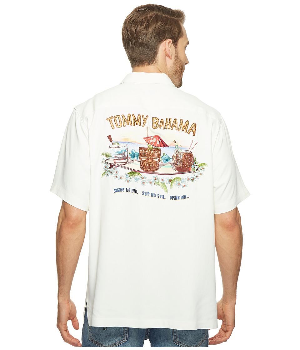 Tommy Bahama - Shake No Evil Camp Shirt (Continental) Men's Clothing