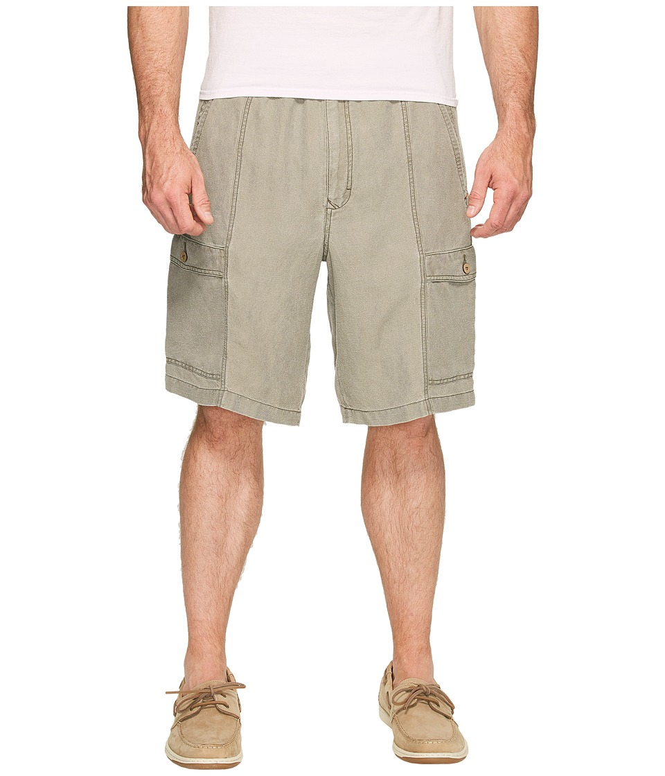 Tommy Bahama Big & Tall - Big Tall Linen The Dream Cargo Lounger (Lentil) Men's Shorts