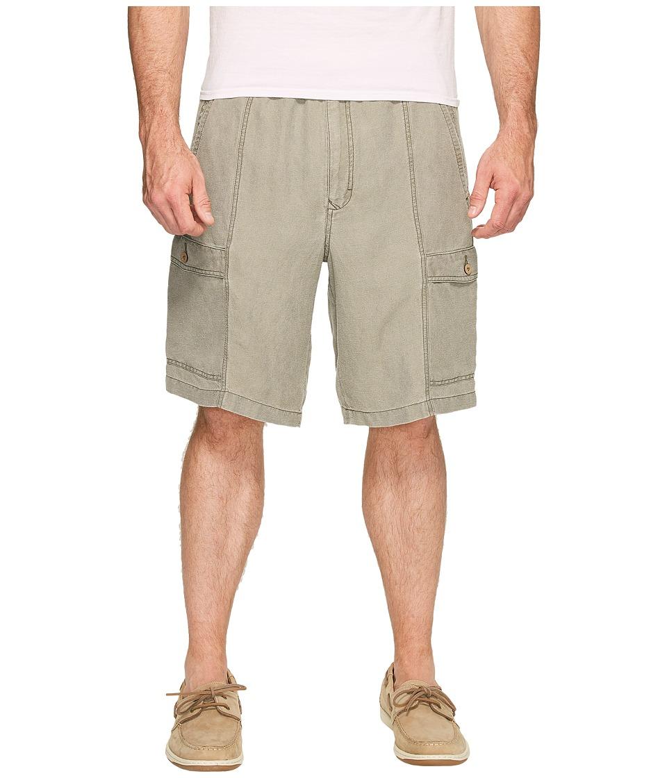 Tommy Bahama Big & Tall - Big Tall Linen The Dream Cargo Lounger (Lentil) Men's Shorts