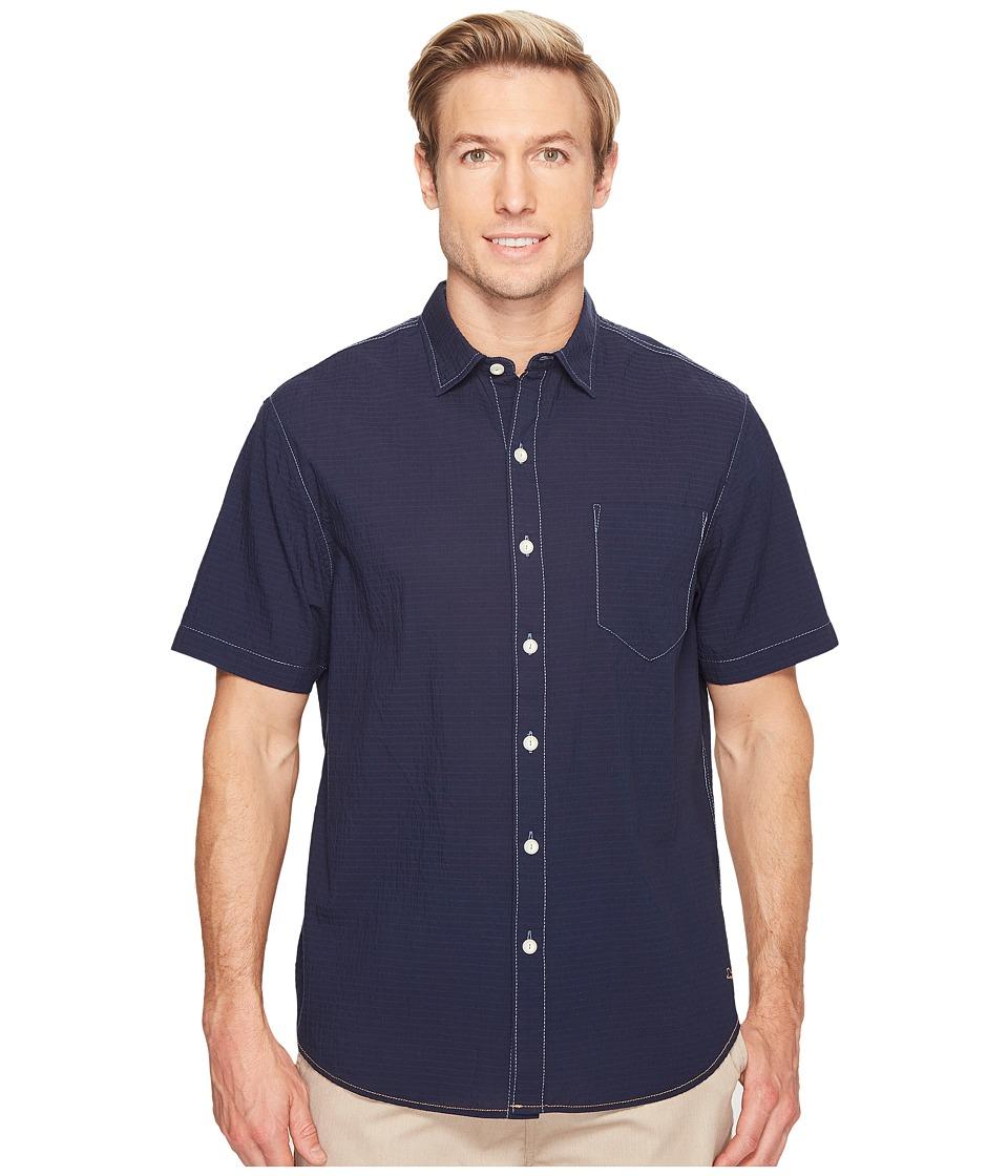 Tommy Bahama - The Salvatore Camp Shirt (Ocean Deep) Men's Clothing