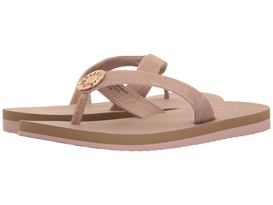 Yellow Box - Fee (Dusty Rose) Women's Sandals