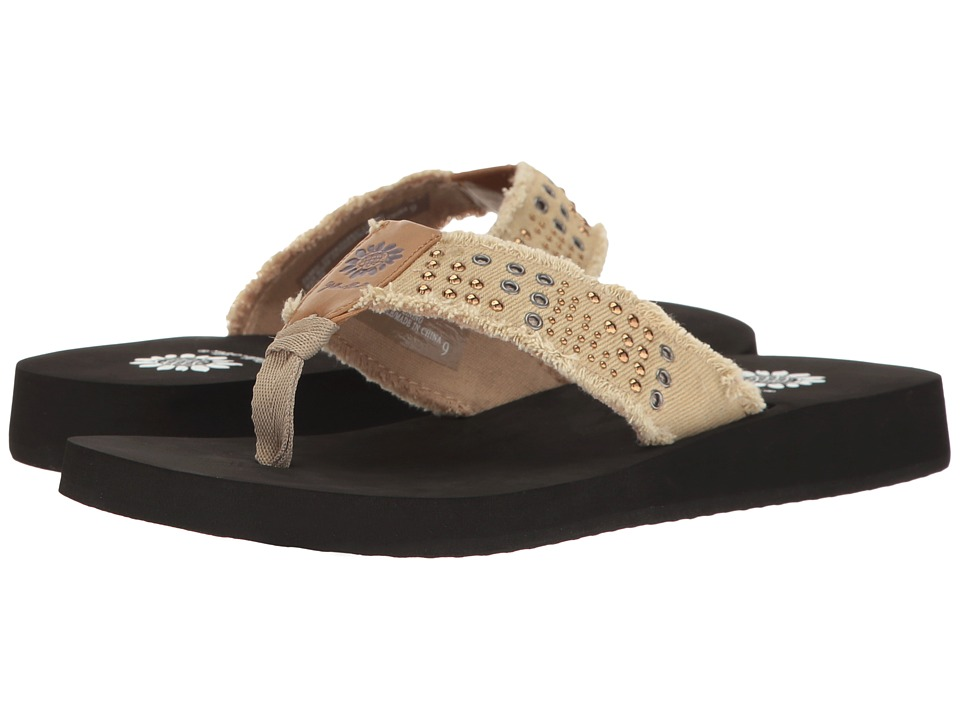 Yellow Box Mojave (Beige) Women