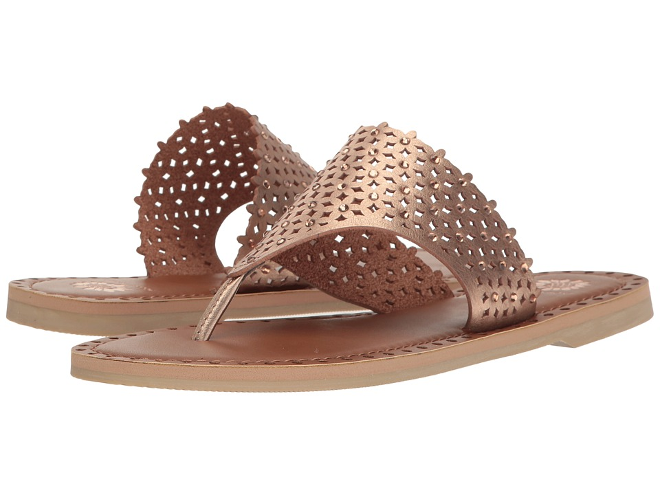 Yellow Box - Passion (Rose Gold) Women's Sandals