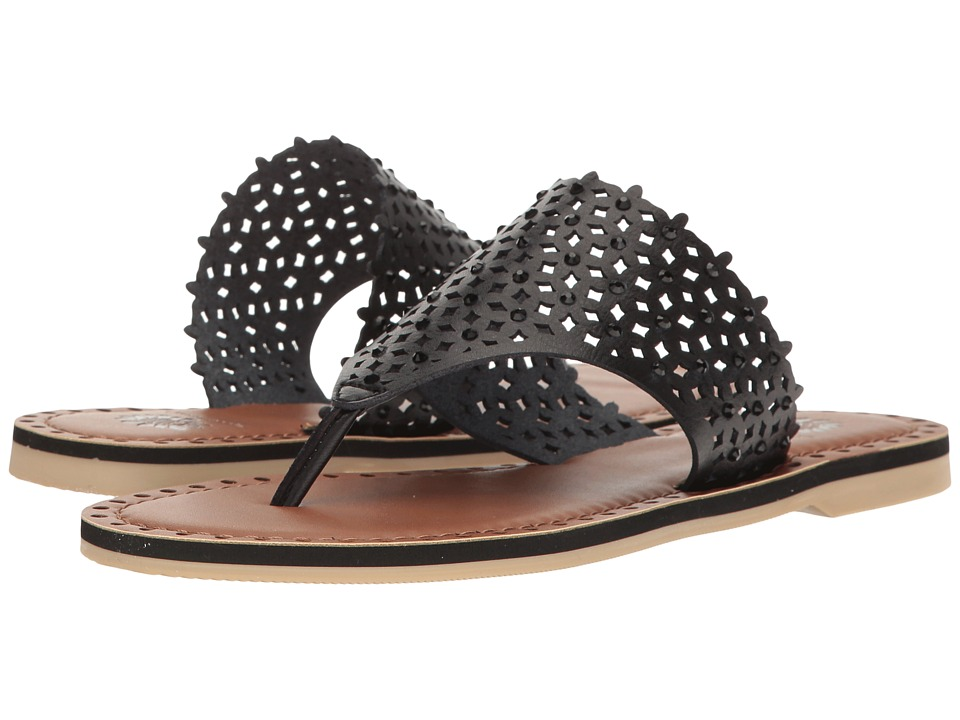 Yellow Box - Passion (Black) Women's Sandals