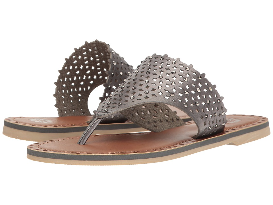 Yellow Box - Passion (Pewter) Women's Sandals