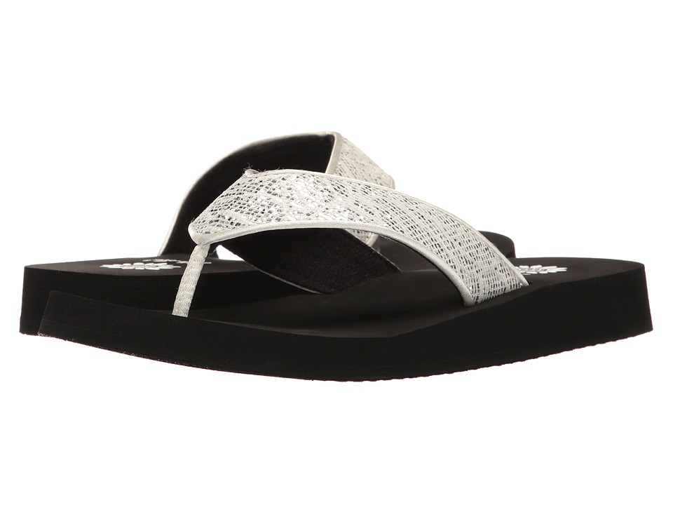 Yellow Box - Patrizia (White) Women's Sandals