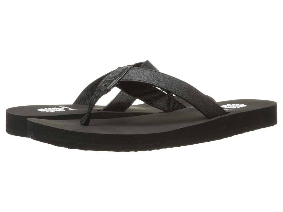 Yellow Box - Persia (Black) Women's Sandals