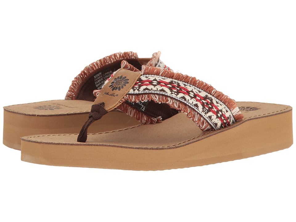 Yellow Box - Reign (Brown) Women's Wedge Shoes